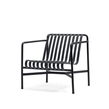 HAY Stol, Palissade Lounge Chair, Low