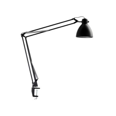 Bordlampe Glamox Luxo L-1 LED, Bordfeste