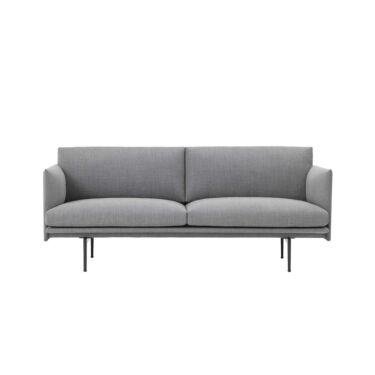 Sofa Muuto Outline, 2-seter