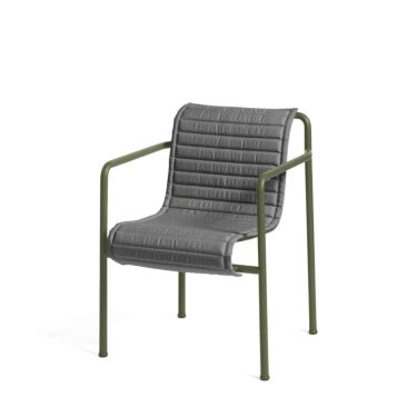 HAY Sittepute, Palissade Dining Armchair Quilted Cushion