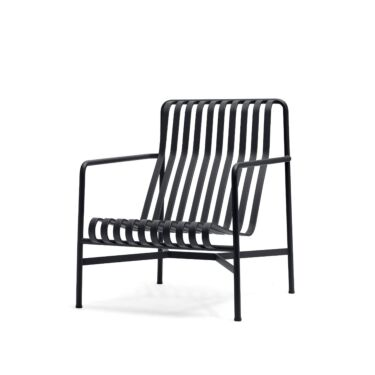 HAY Stol, Palissade Lounge Chair, High
