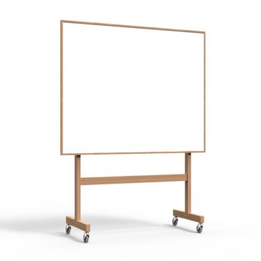 Magnetisk Whiteboard Lintex Wood Mobil