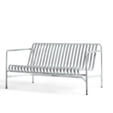 HAY Sofa, Palissade Lounge Sofa Hot Galvanised