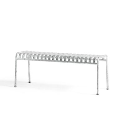 HAY Benk, Palissade Bench Hot Galvanised