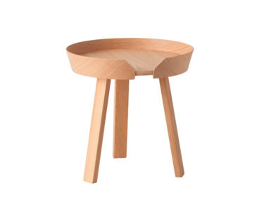Sofabord Muuto Around, Small, Rundt