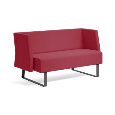 Sofa Mr Box, Lav Modell, 2-seter