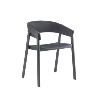 Muuto Stol, Cover Chair, Farge: Anthracite